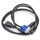 VGA to HDMI Cable (for Supported Equipments)