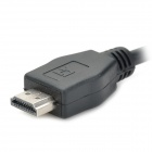 VGA Male to HDMI Male Cable (for Supported Equipments) - Black