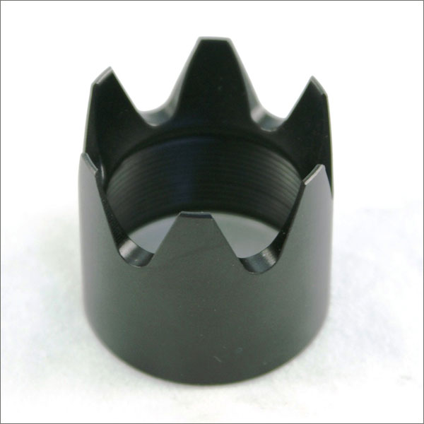 DX Flashlight Crown Assault Tactical Head