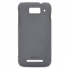 Rock Quicksand Protective PC Back Case for Xiaomi - Grey