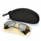 Classic UV400 Protection Sunglasses - Black
