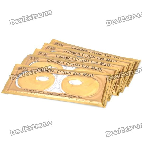 Collagen Crystal Anti-Wrinkle Eye Mask (5-Pair)