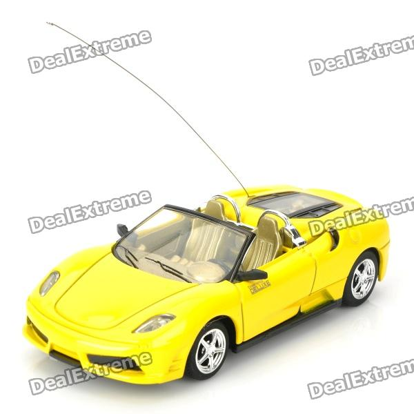 Coole Chi 01.43 40MHz iOS / Android Remote Controlled Car Alloy Modell - Gelb