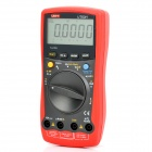 UNI-T UT60H 2.8' LCD Digital Multimeter - Red + Grey (1 x 9V)