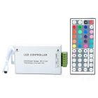 44-Key Remote Controller + Control Box for LED Colorful Light Strip (DC12~24V)