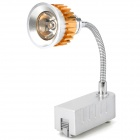 1W 20 ~ 460 ~ 470nm 30LM LED Blue Light Spotlight Track-Glühbirne (100-240V)