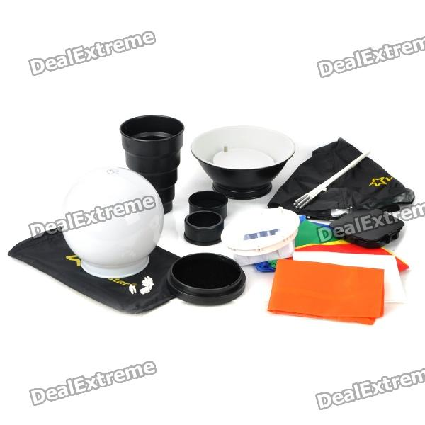 Genuine Linkstar FGA-KB Camera Accessories Kit for Flash Gun