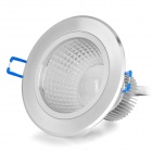 3W 195~225LM 520~530nm LED Green Light Down Lamp (85~265V)