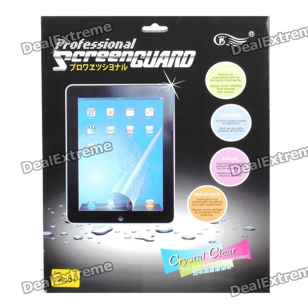Clear Glossy PET Screen Guard Protector for ASUS TF201
