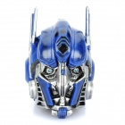 Cool Transformers Style Fridge Magnet - Blue + Grey (Optimus Prime)