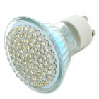 GU10 4.9W 6500K 560-Lumen 81-LED White Light Bulb (AC 85~265V)