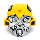 Cool Transformers Style Fridge Magnet - Yellow + Grey + Black (Bumblebee)