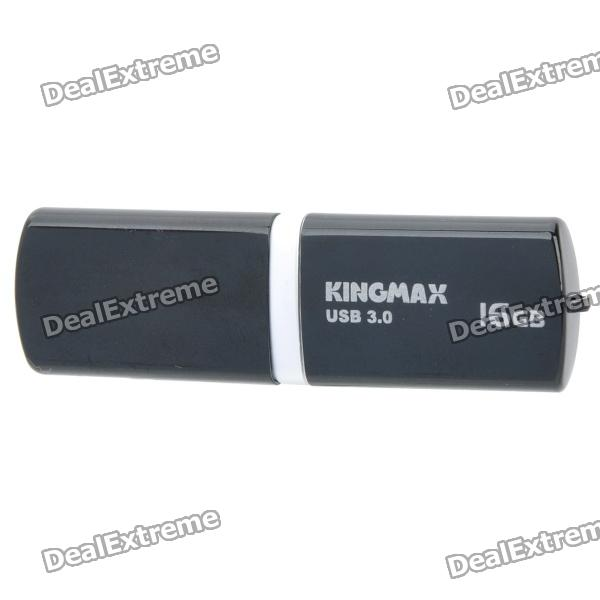Genuine KINGMAX USB 3.0 Flash Drive - Black (16GB) от DX.com INT