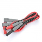 Uni-t UT-L09 Multi-function Cat 3/5 Testing Cable (100cm) - Red+Grey