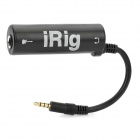 IRIG Guitar / Bass для iPhone Converter - черный