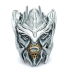 Cool Transformers Style Fridge Magnet - Grey (Megatron)
