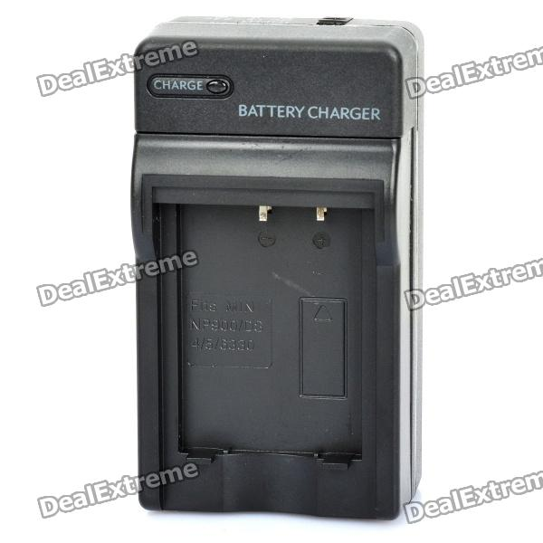 Digital Camera Battery Charger for Minolta NP-900 + More (US Plug) ac battery charger for lg optimus l5 l3 e612 ms840 bl 44jn l7 more black us plug