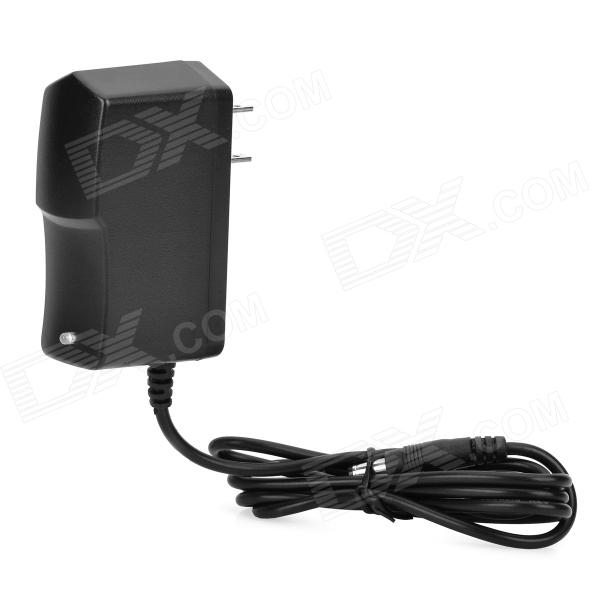 AC Charger for P7 / T6 Headlamp - Black (AC 100~240V / 2-Flat-Pin Plug)