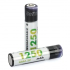 Sofirn Rechargeable 1.2V 1250mAh AAA Ni-MH Batteries (2-Piece Pack)
