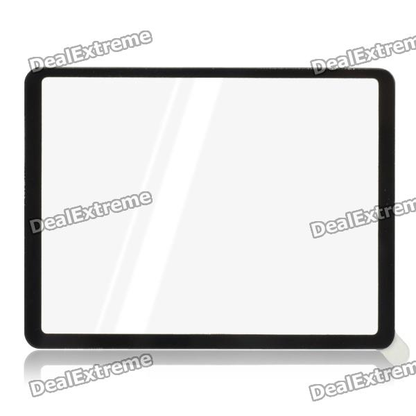 Professional Shoot Camera LCD Screen Glass Protector Cover for Canon 450D / 500D