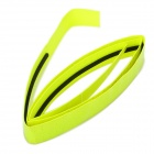 Anti-Slip Badminton Racket PU Tape Wrap - Fluorescence Green