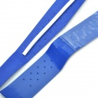 Anti-Slip Badminton Racket PU Tape Wrap - Blue
