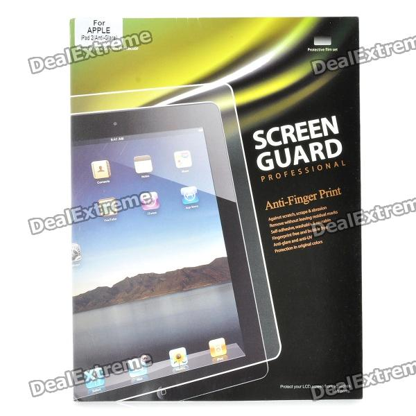 Protective Matting Screen Protector Guard with Cleaning Cloth for New Ipad