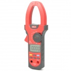 "UNI-T UT207A 2.0"" LCD Digital Clamp Multimeter - Red (1 x 9V)"