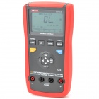 "UNI-T UT612 2.8"" LCD Handheld Digital LCR Meter - Red + Grey (1 x 9V)"