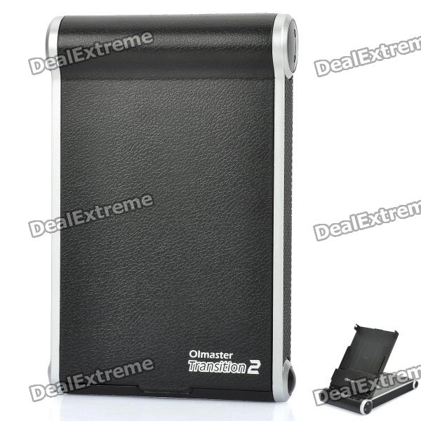 "USB 3.0 Hard Disk Drive Enclosure for 2.5"" SATA I/II/III HDD - Black"
