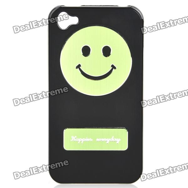 Smiling Face-Muster Protective Case für iPhone 4 / 4S