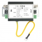Security Camera Lightning Surge Protector - Silver