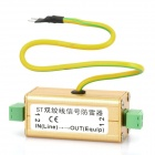 RS485 Serial Device Twisted Pair Surge Protector Thunder Lightning Arrester