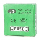8A Glass Tube Fuse for Car Audio (5 x 20mm/100-Piece Pack)