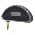 "0.8"" LCD FM Transmitter w/ Car Charger for Cellphone (DC 12V)"