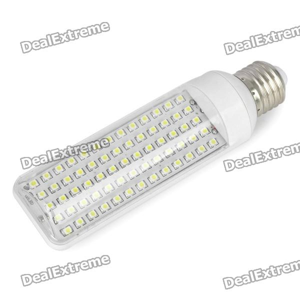 E27 4W 320LM 6000~6500K 65-LED White Light Lamp (220V) - DXE27<br>Material: PC Emitter Type: LED Total Emitters: 65 Power: 4W Color BIN: White Rated Voltage: 220V Luminous Flux: 320LM Color Temperature: 6000~6500K Connector Type: E27<br>