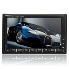 "7.0"" Touch Screen Car DVD Media Player w/ TV / Bluetooth / FM / 3D / External Wi-Fi / 3G"