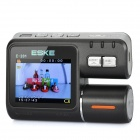 HD 720P 320??Swivel Camera Car DVR w/Circulating Record/AV OUT/File Playback