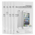 LCD Screen Protector Guards for HTC ONE X (5-Piece)