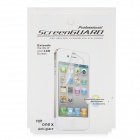 Protective Matte Screen Guards with Cleaning Cloth for HTC ONE X (5-Piece)
