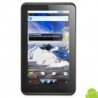 "7"" Capacitive Screen Android 2.3 Tablet w/ WiFi / 3G WCDMA / Bluetooth / G-Sensor / - Grey + Black"