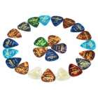 Plastic Guitar Picks (24-Pack)