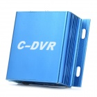 Single Channel Mini DVR Support TF card C-DVR - Blue