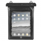"Waterproof Bag Case for 9.7"" Tablets and More - Black"