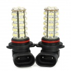 9006 3.8W 68-3528 SMD LED White Light Car Foglight (12V / 2PCS)