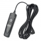 Shoot RS-80N3 Remote Shutter Releases for Canon EOS-1DS Mark III + More - Black (300cm-Cable)
