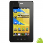 "4,3 ""resistiven Touch Screen Android 2.2 Tablet / Handy w / WiFi / GSM / Kamera - Schwarz (4GB)"