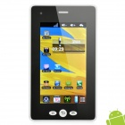 "4,3 ""resistiven Touch Screen Android 2.2 Tablet / Handy w / WiFi / GSM / Kamera - Weiss (4 GB)"