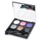 6-Color Make-up Powder Set w/ Mirror