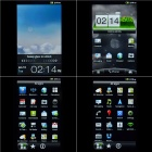 "B2000 smart phone Android 2.3 WCDMA w / 4.0"" capacitivo, dual sim, Wi-Fi e GPS - nero"